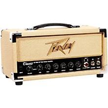 Peavey Classic 20 Micro 20W Tube Guitar Amp Head with 2x12 Guitar Speaker Cabinet