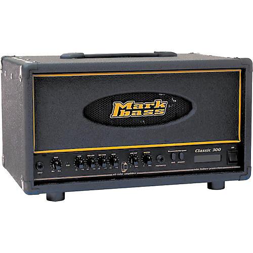 Markbass Classic 300 300W Tube Bass Head thumbnail