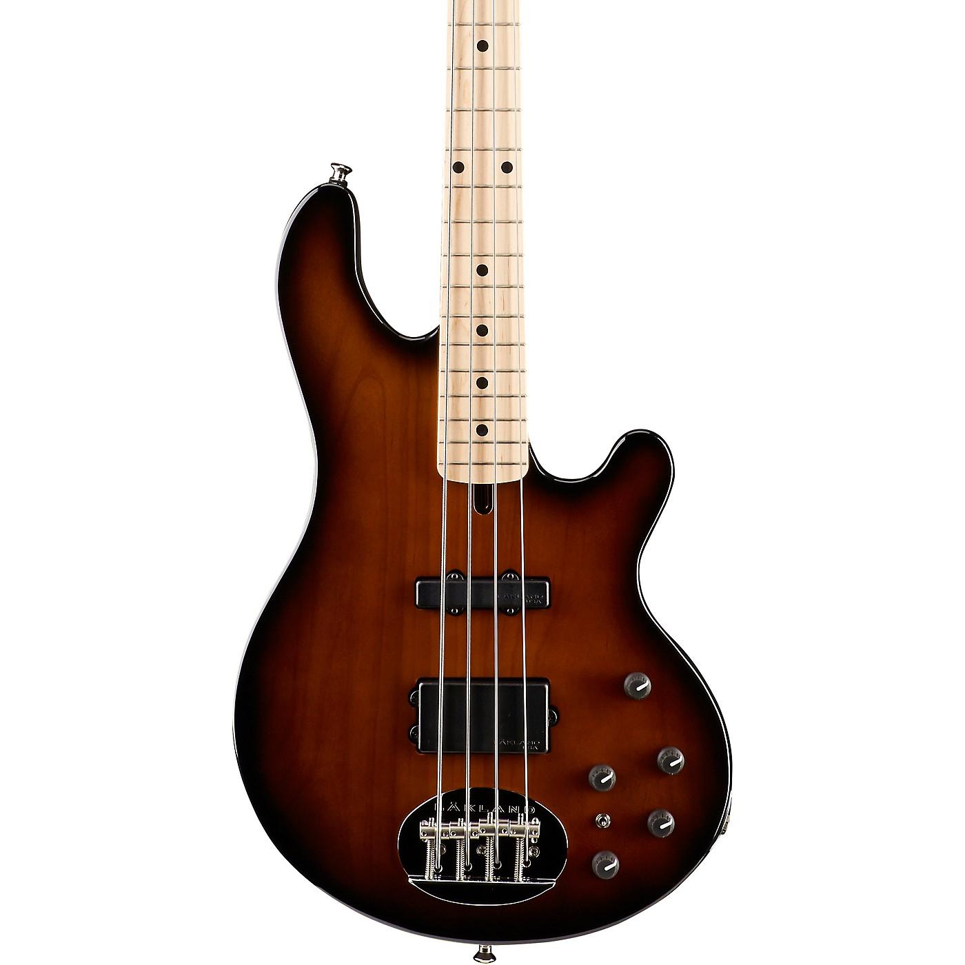 Lakland Classic 44-14 Maple Fretboard Electric Bass Guitar thumbnail