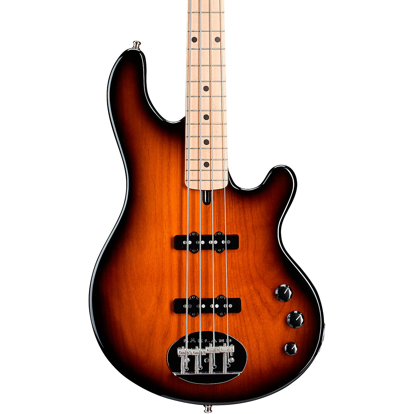 Lakland Classic 44 Dual J Maple Fretboard Electric Bass Guitar thumbnail