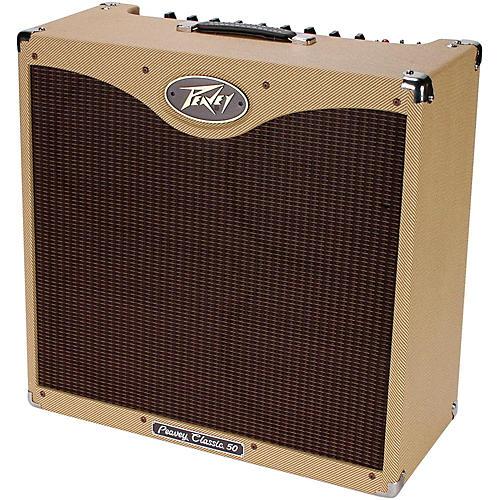 Peavey Classic 50 50W 4x10 Tube Combo Guitar Amp thumbnail