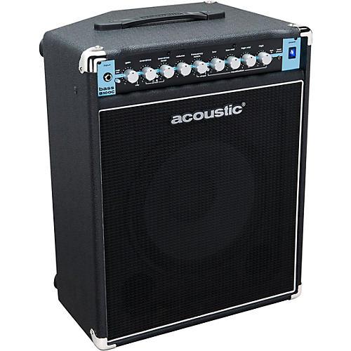 Acoustic Classic B100C 1X12 100W Bass Combo with Tilt-Back Cab thumbnail