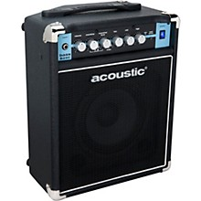 Acoustic Classic B25C 1X8 25W Bass Combo with Tilt-Back Cab