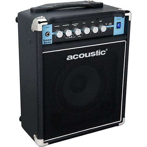 Acoustic Classic B25C 1X8 25W Bass Combo with Tilt-Back Cab thumbnail