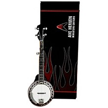 Axe Heaven Classic Banjo Rosewood Back Mini Replica Collectible