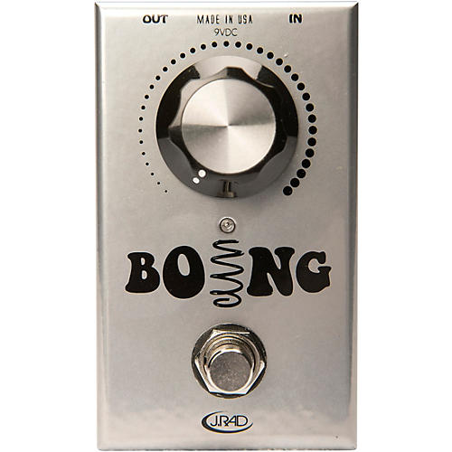 Rockett Pedals Classic Boing Reverb Effects Pedal thumbnail