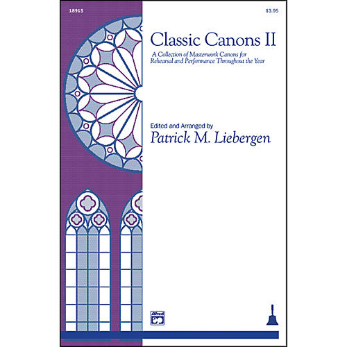 Alfred Classic Canons Volume II (Book) thumbnail