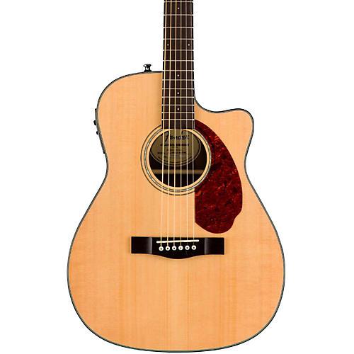 Fender Classic Design Series CC-140SCE Cutaway Concert Acoustic-Electric Guitar thumbnail