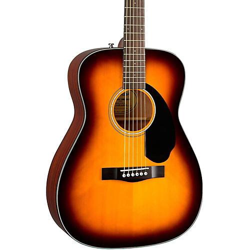 Fender Classic Design Series CC-60S Concert Acoustic Guitar thumbnail