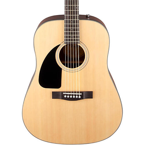 Fender Classic Design Series CD-100 Dreadnought Left-Handed Acoustic Guitar-thumbnail