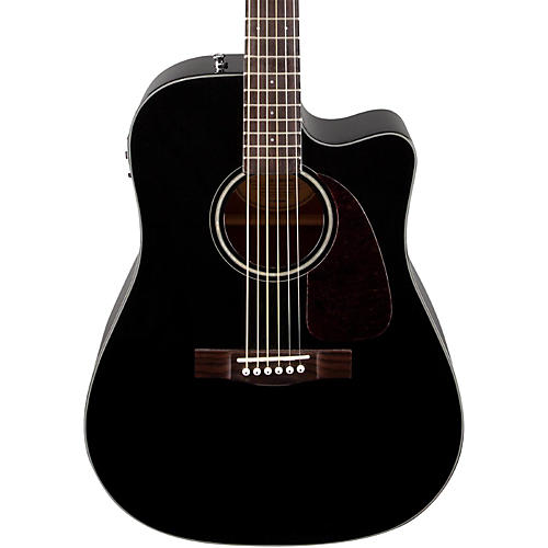 Fender Classic Design Series CD-140SCE Cutaway Dreadnought Acoustic-Electric Guitar thumbnail