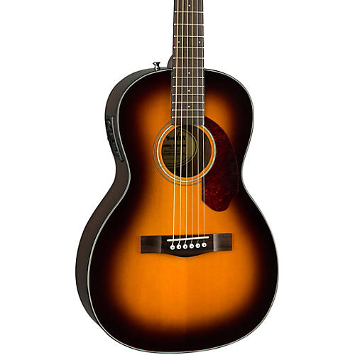 Fender Classic Design Series CP-140SE Parlor Acoustic-Electric Guitar thumbnail