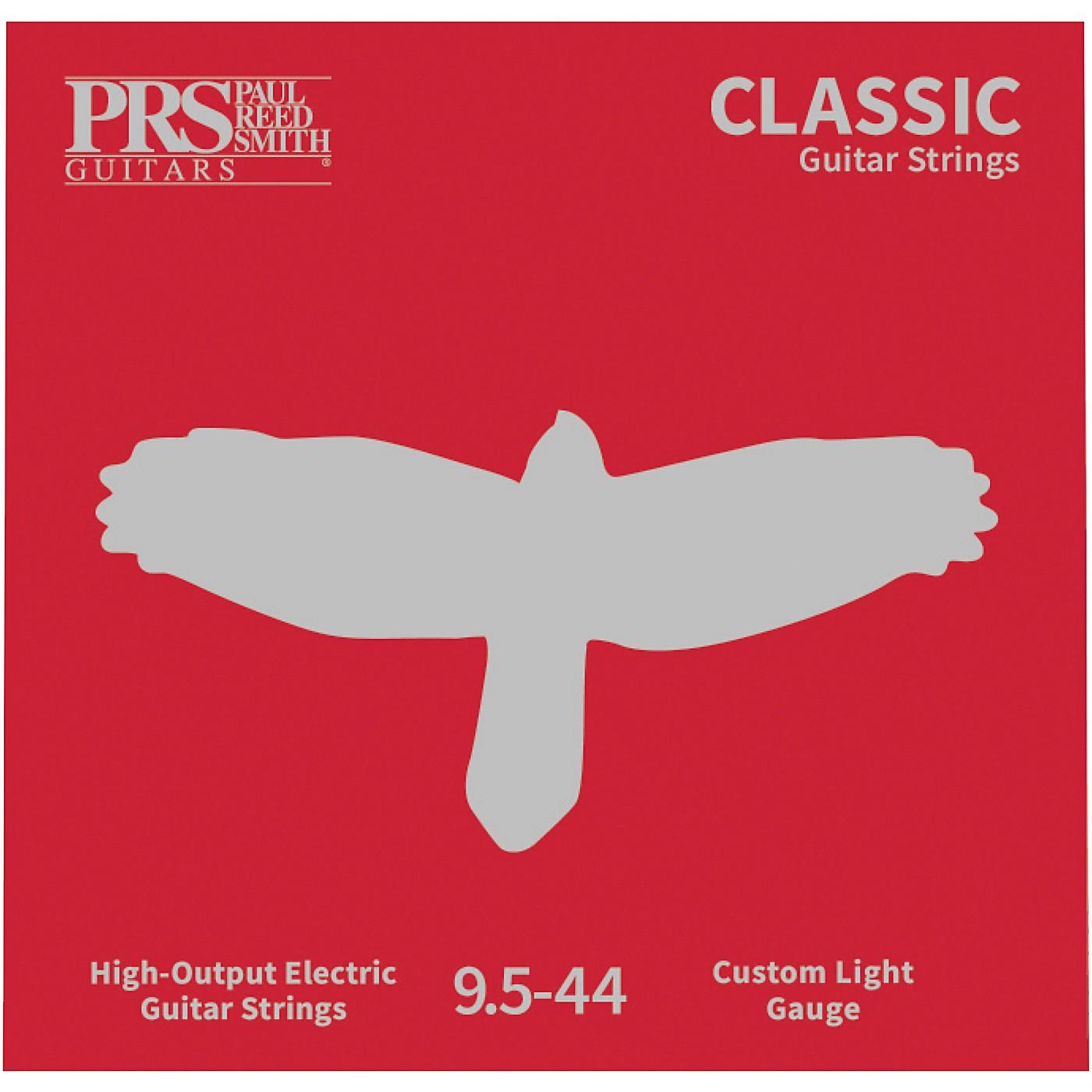 PRS Classic Electric Guitar Strings, Custom Light (.095-.044) thumbnail