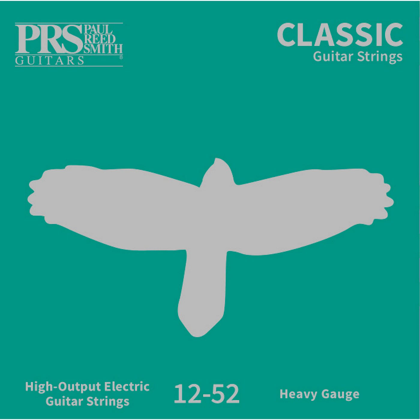 PRS Classic Electric Guitar Strings, Heavy (.012-.052) thumbnail