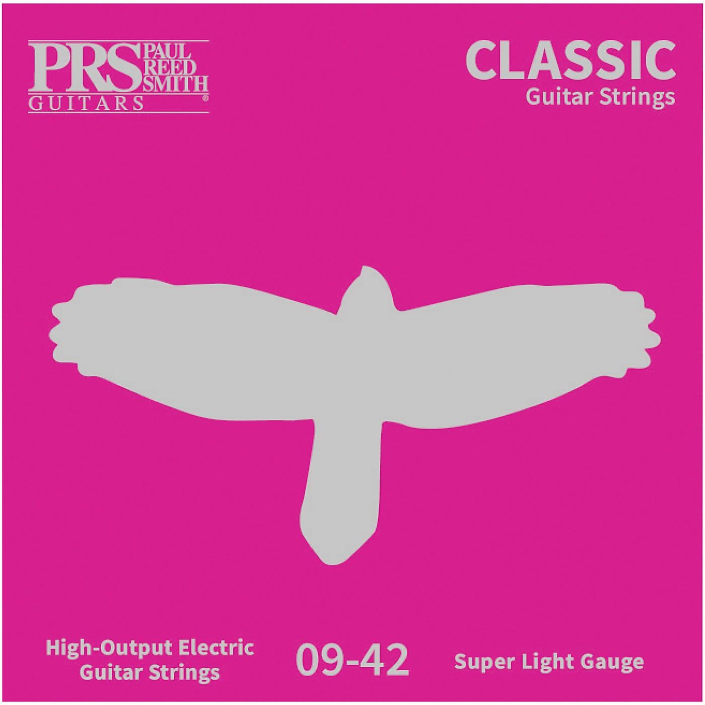 PRS Classic Electric Guitar Strings, Ultra Light (.009-.042) thumbnail