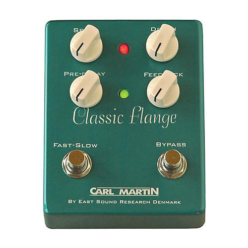 Carl Martin Classic Flange Version II Guitar Effects Pedal thumbnail