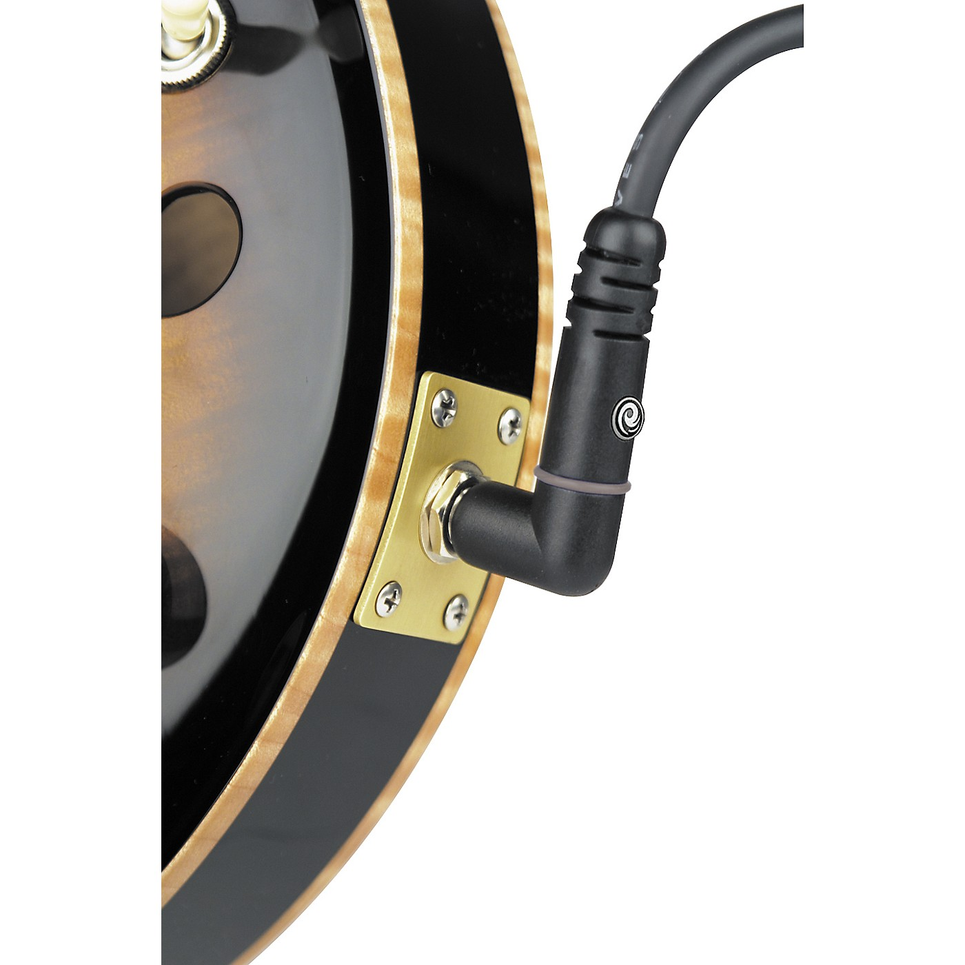 D'Addario Planet Waves Classic Instrument Cable Straight-Angle thumbnail