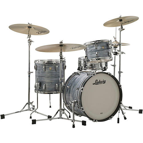 Ludwig Classic Maple 3-Piece Downbeat Shell Pack with 20 in. Bass Drum thumbnail