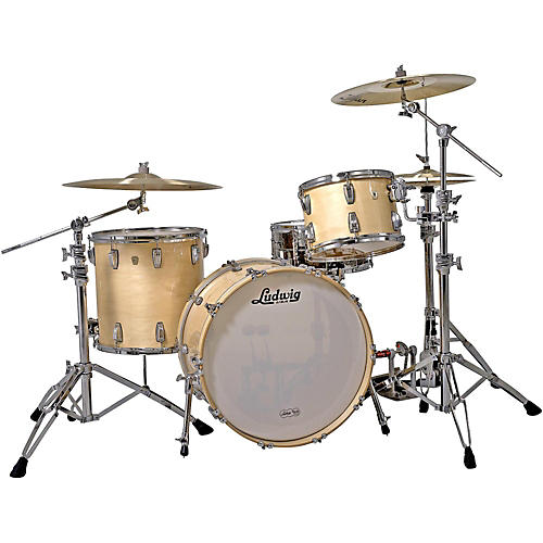 Ludwig Classic Maple 3-Piece Shell Pack (2016) thumbnail