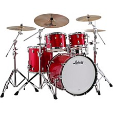 "Ludwig Classic Maple 4-Piece Mod Shell Pack with 22"" Bass Drum"