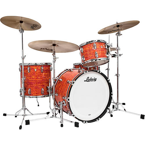 Ludwig Classic Maple FAB 3-piece Shell Pack thumbnail