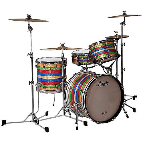Ludwig Classic Maple Salesman 3-Piece Shell Pack thumbnail