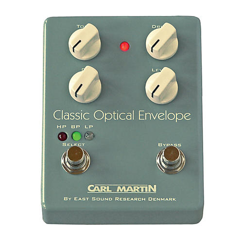 Carl Martin Classic Optical Envelope Guitar Effects Pedal-thumbnail