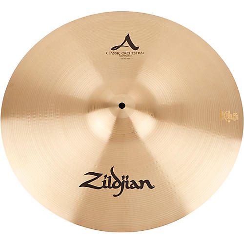 Zildjian Classic Orchestral Selection Suspended Cymbal thumbnail