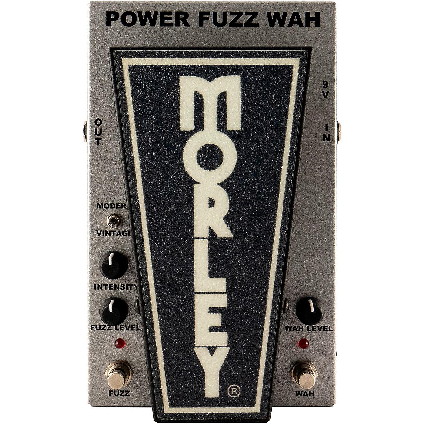 Morley Classic Power Fuzz Wah thumbnail