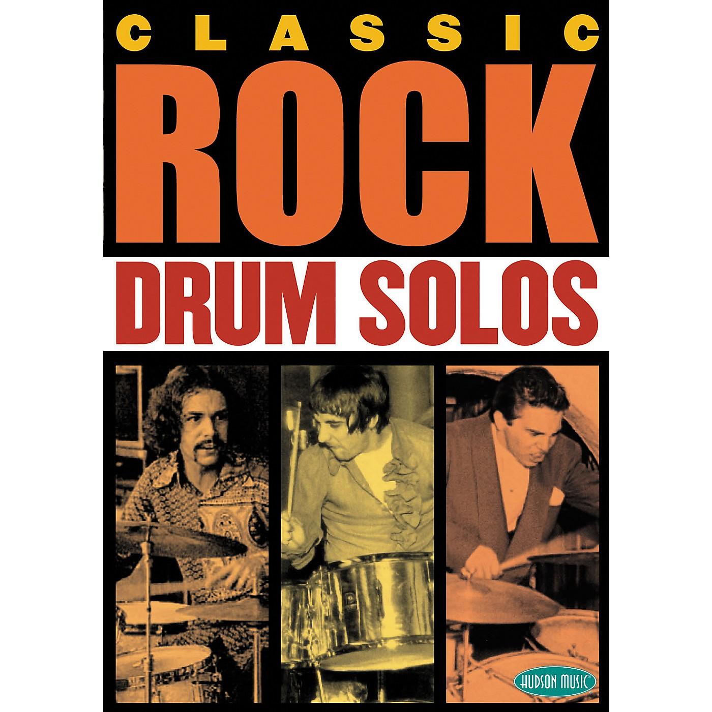 Hudson Music Classic Rock Drum Solos DVD thumbnail