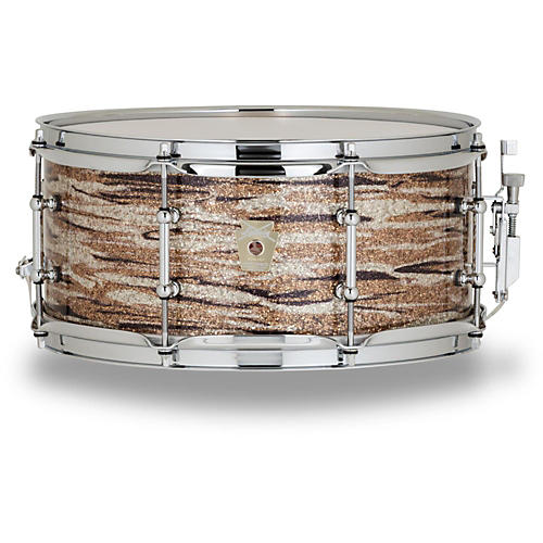 Ludwig Classic Series Hybrid with Oak Shell Snare Drum thumbnail