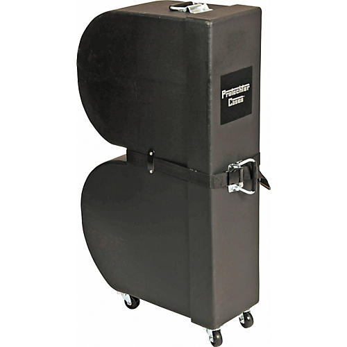 Protechtor Cases Classic Series Upright Timbale Case with Wheels thumbnail