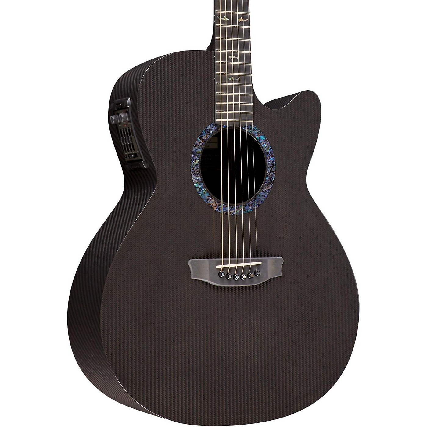 RainSong Classic Series WS1000N2 Acoustic-Electric Guitar thumbnail