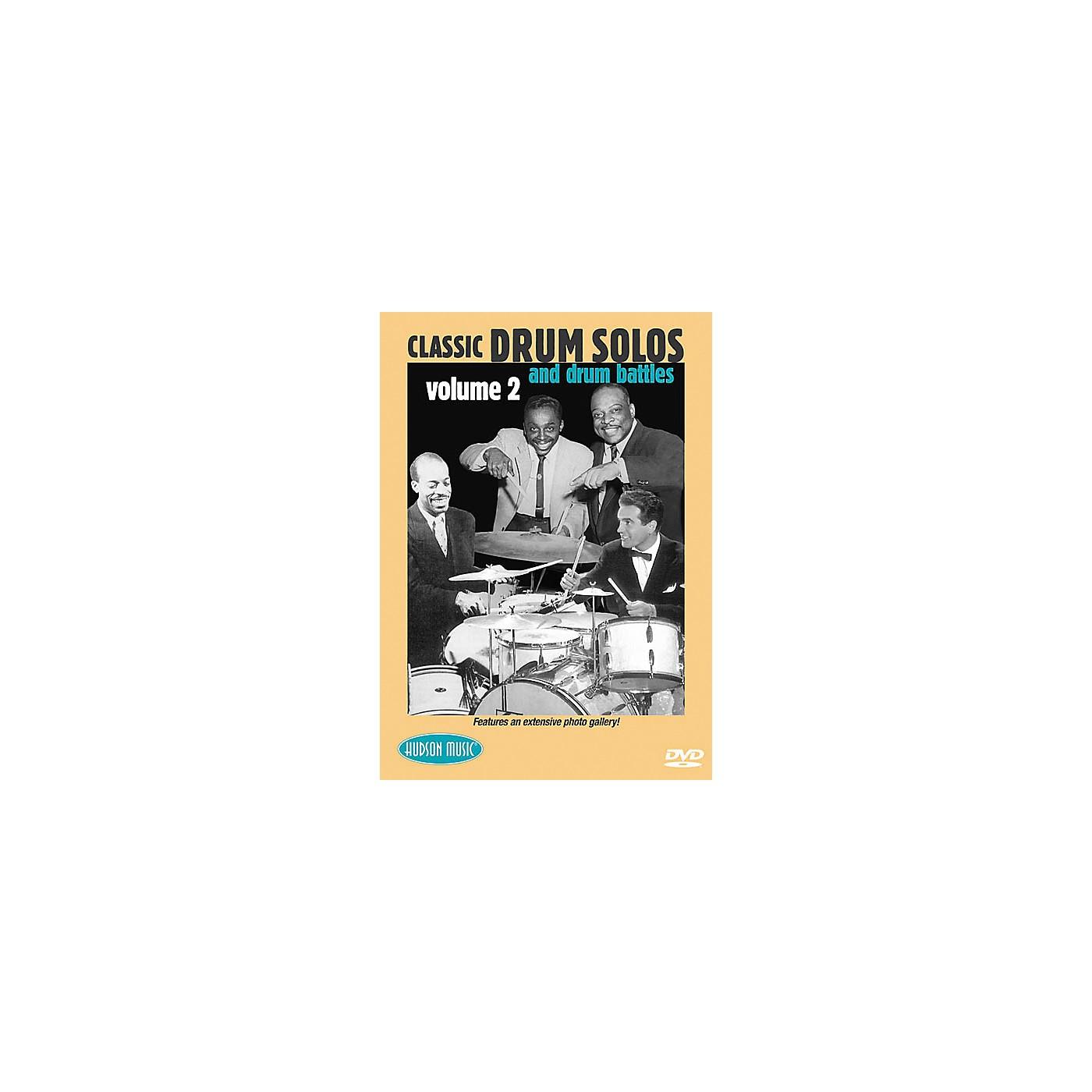 Hudson Music Classic Solos Drum (DVD) thumbnail