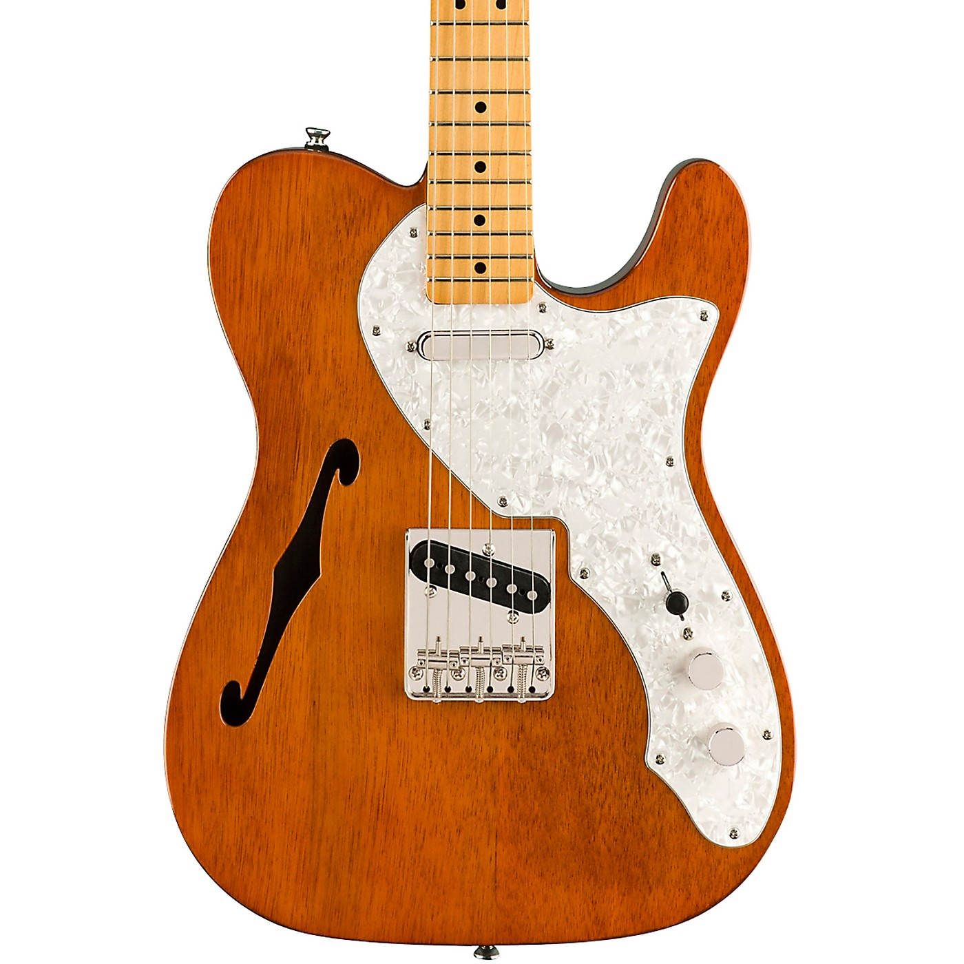 Squier Classic Vibe '60s Telecaster Thinline Electric Guitar thumbnail