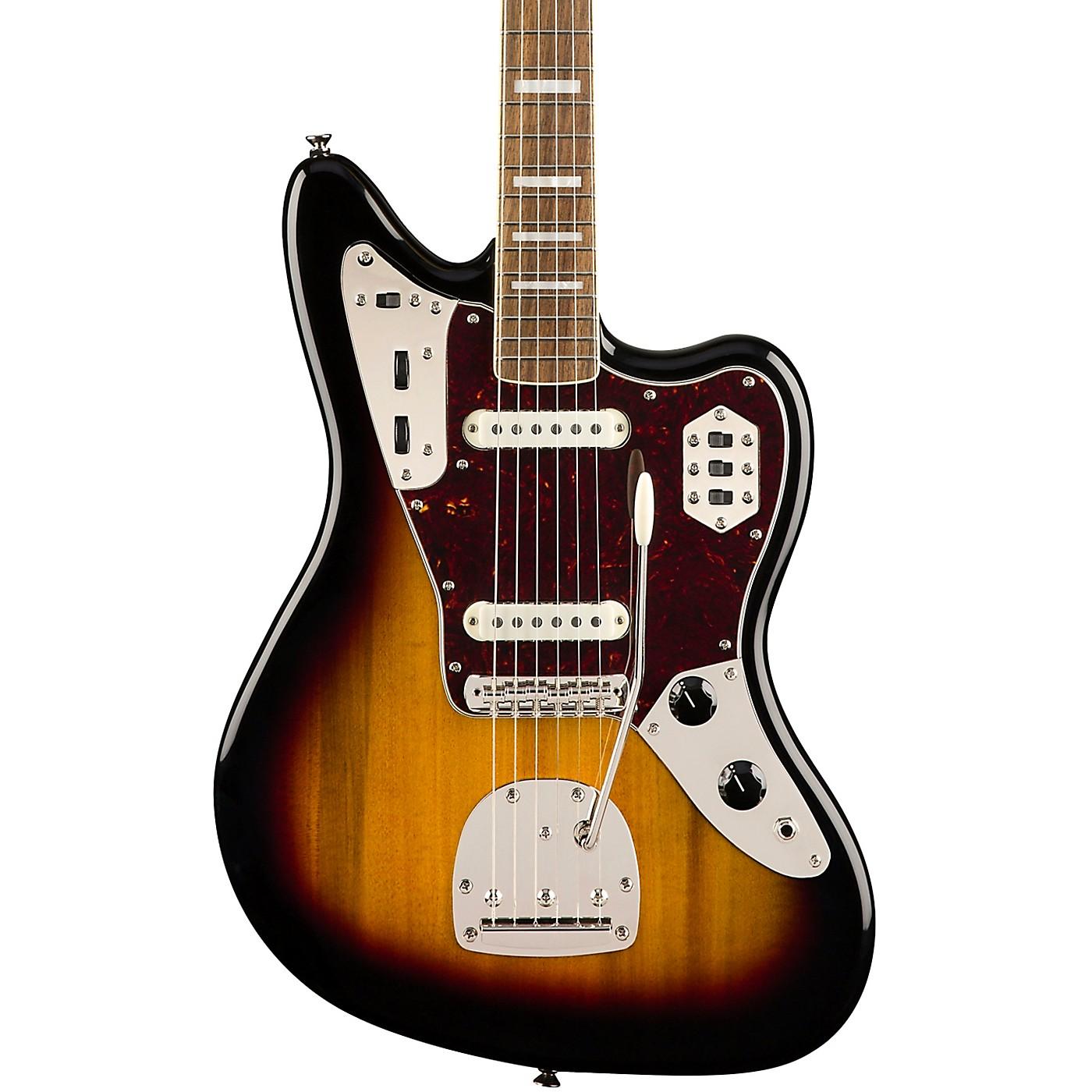 Squier Classic Vibe '70s Jaguar Electric Guitar thumbnail