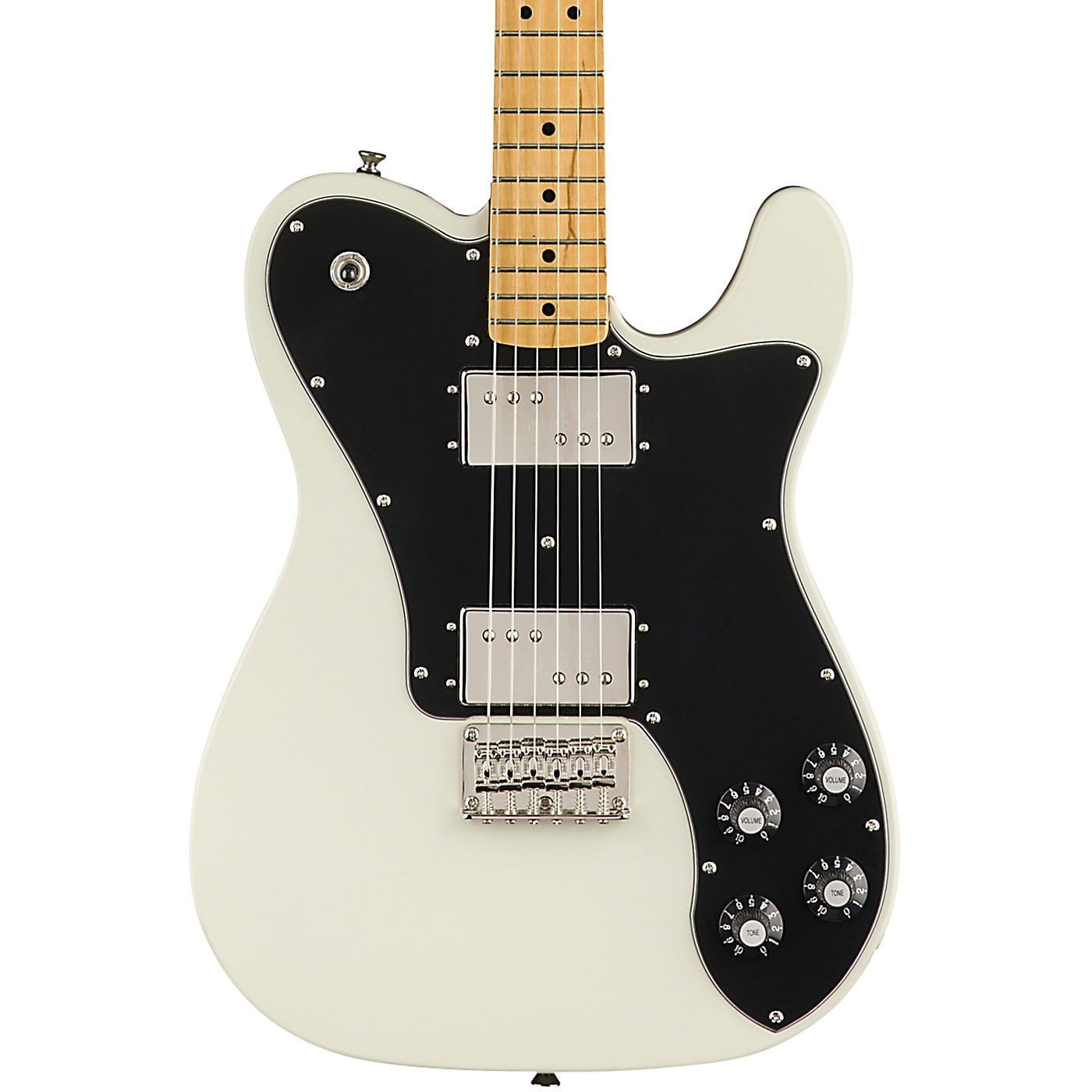 Squier Classic Vibe '70s Telecaster Deluxe Maple Fingerboard Electric Guitar thumbnail