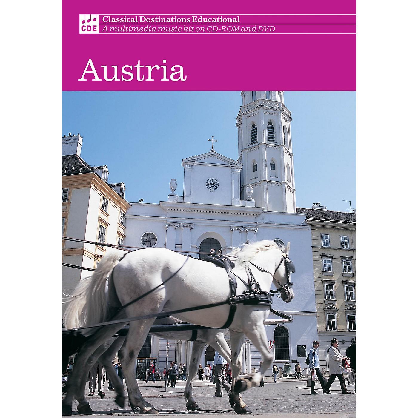 Classical Destinations Educational Classical Destinations: Austria (Austria) DVD thumbnail