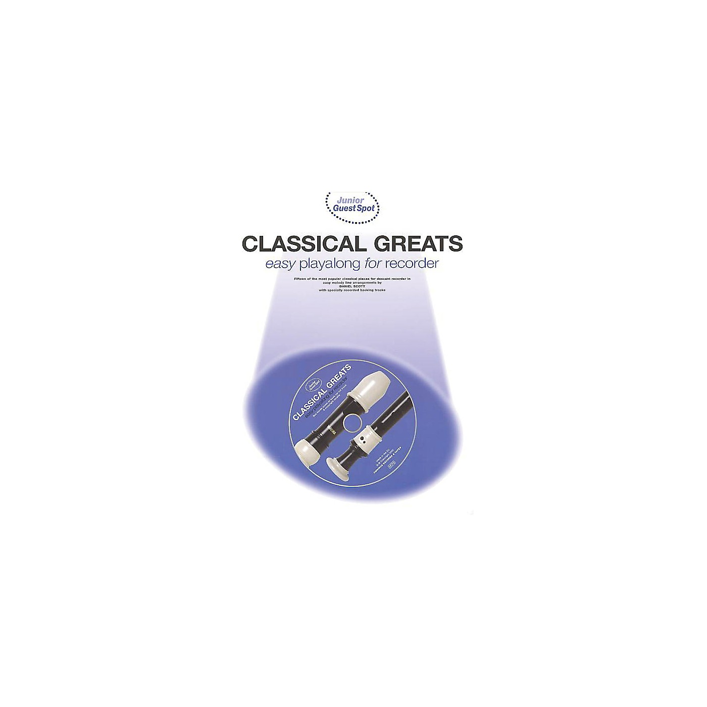Music Sales Classical Greats (Junior Guest Spot) Music Sales America Series thumbnail