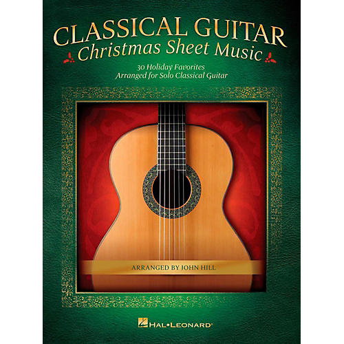 Hal Leonard Classical Guitar Christmas Sheet Music (No Tab) thumbnail