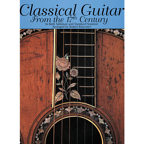 Creative Concepts Classical Guitar From the 17th Century Book thumbnail