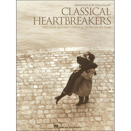 Hal Leonard Classical Heartbreakers - The Most Moving Classical Music Of All Time arranged for piano solo thumbnail