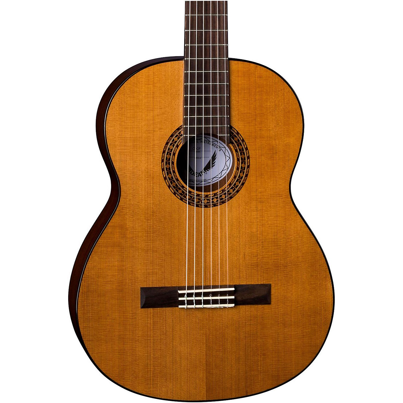 Dean Classical Plus Solid Cedar Top Acoustic Guitar thumbnail