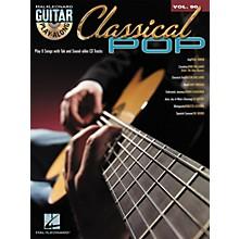 Hal Leonard Classical Pop - Guitar Play-Along Volume 90 (Book/CD)