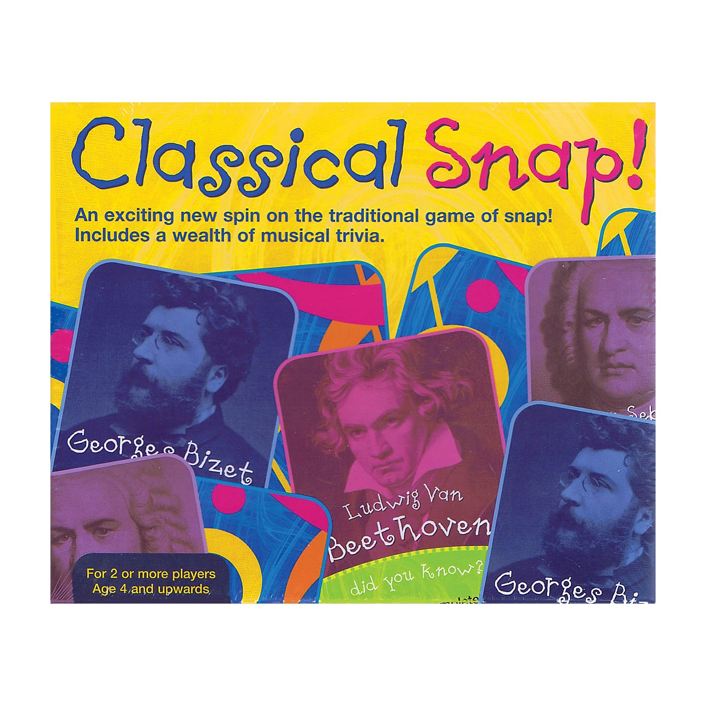 Music Sales Classical Snap! Music Sales America Series thumbnail