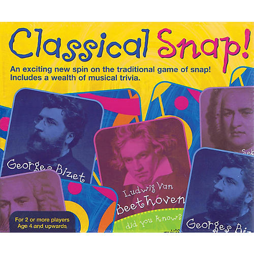 Music Sales Classical Snap! Music Sales America Series thumbnail