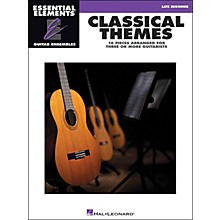Hal Leonard Classical Themes - Essential Elements Guitar Ensembles