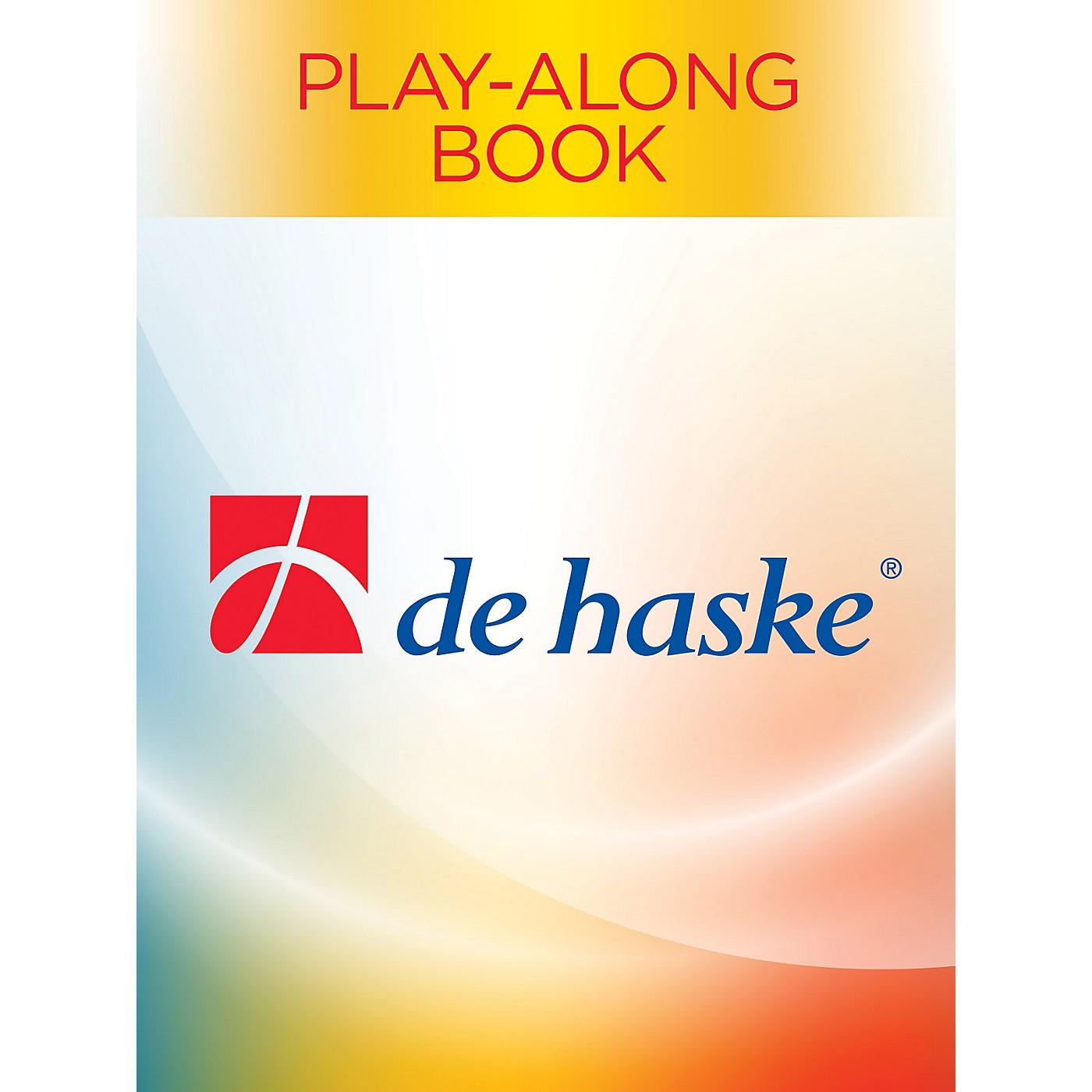 De Haske Music Classical Violin Trios De Haske Play-Along Book Series Arranged by Gunter Van Rompaey thumbnail