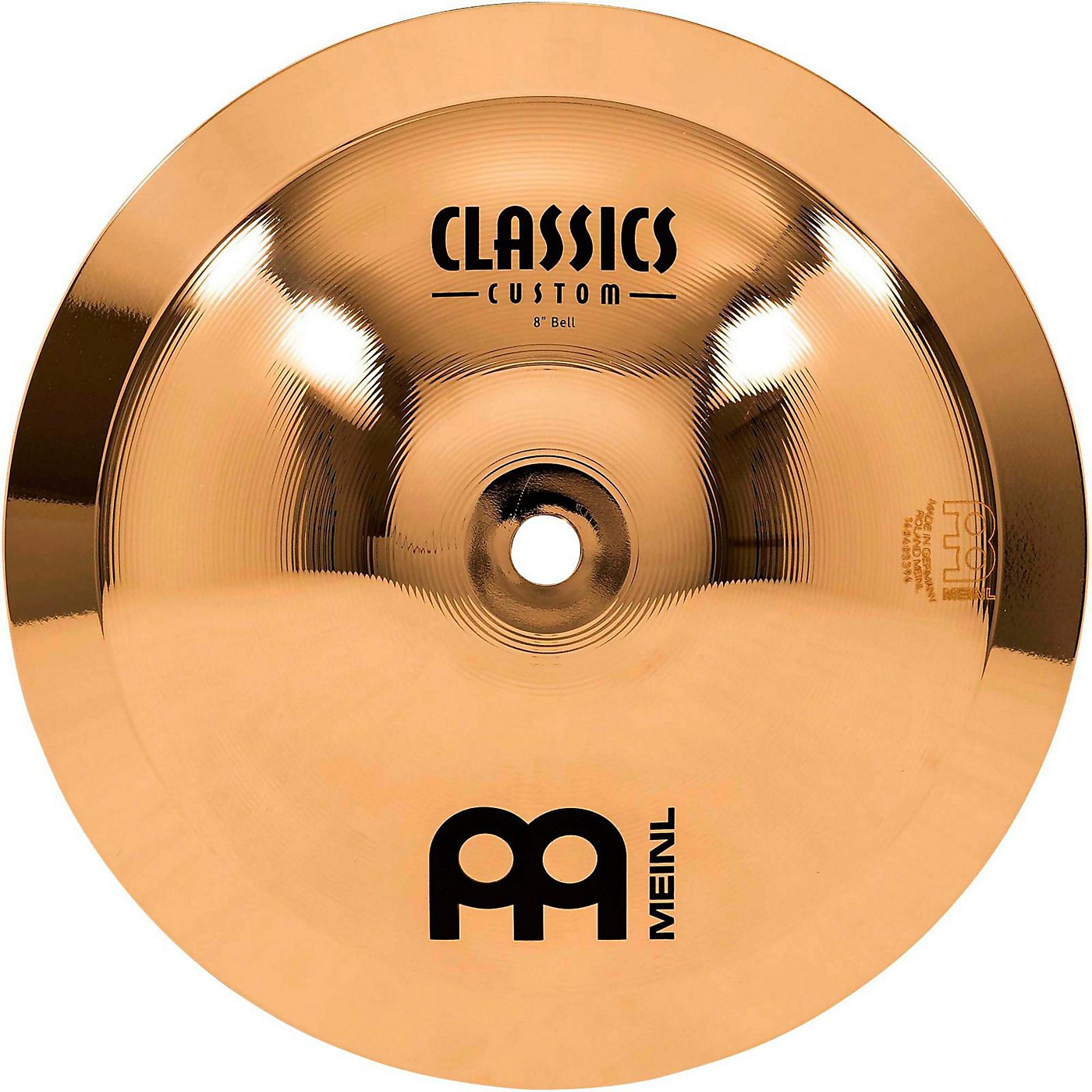Meinl Classics Custom Bell thumbnail