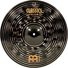 Meinl Classics Custom Dark Crash Cymbal